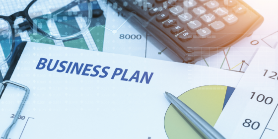 Let's outline your future Business Plan – 12 Steps for Launching Business