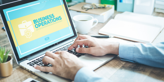 Processes to make your business run smoothly. -12 Steps for Launching a Business