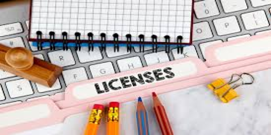 Join us to answer your license and permit questions